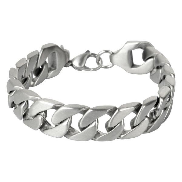 Steel Basicline® Rough Bracelet