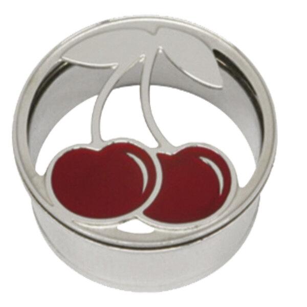 Steel Basicline® Impression Eyelet Cherry