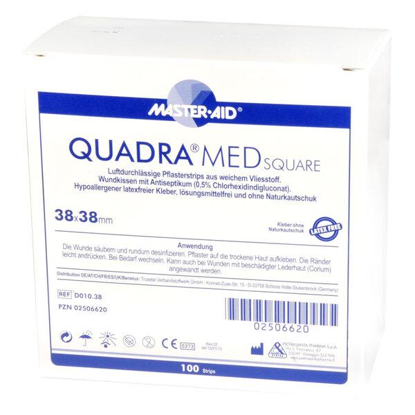 Master Aid - Quadra Med Square
