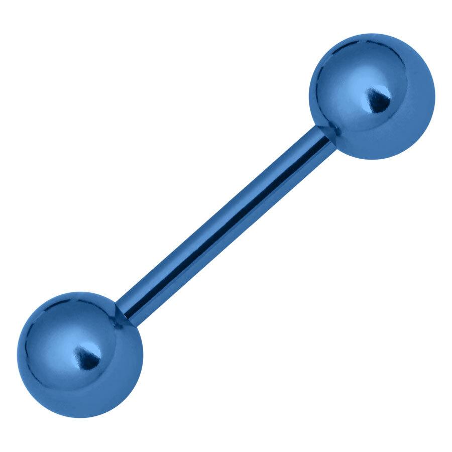 Titan Highline® Anodisiert Barbell Dark Blue