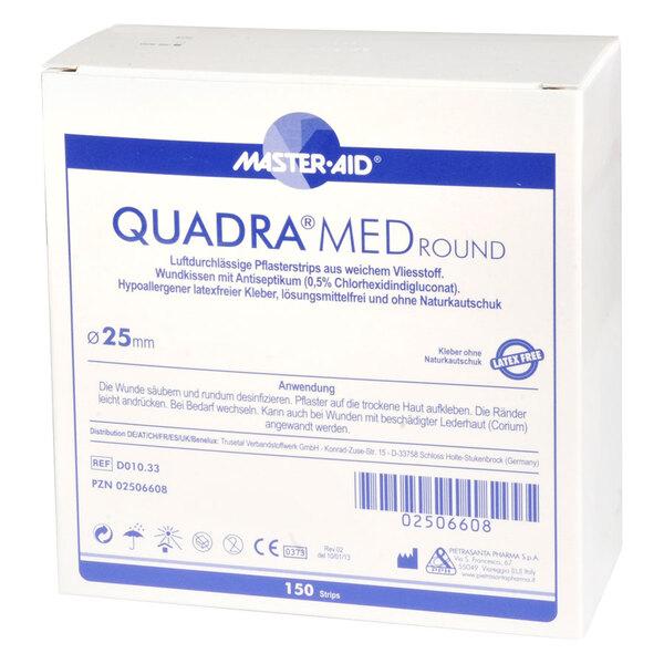 Master Aid - Quadra Med Round