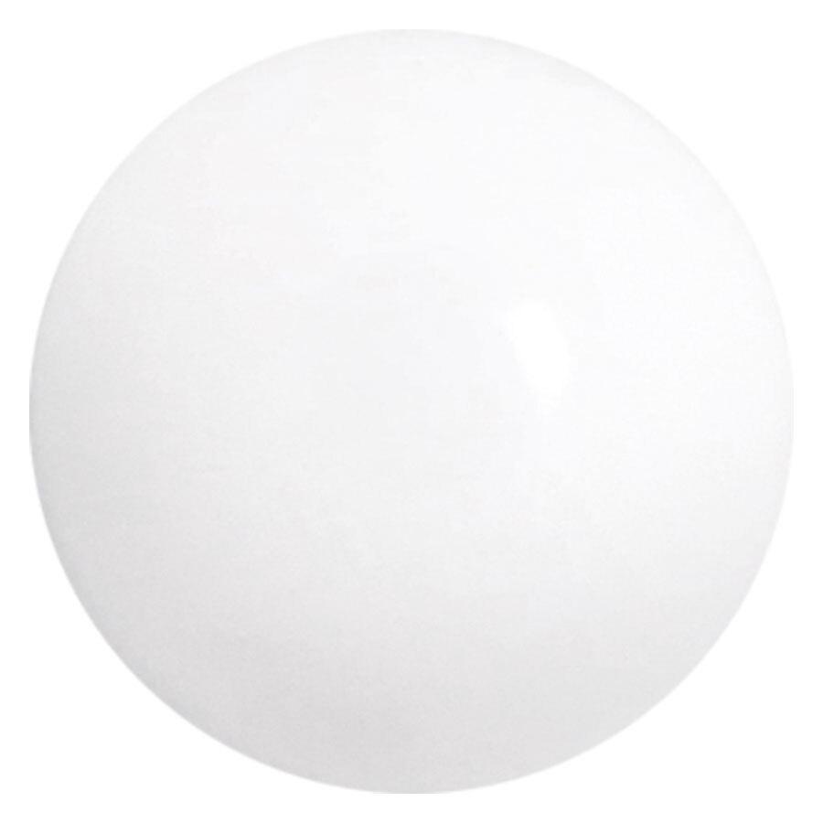 Arcylic White Heat Ball