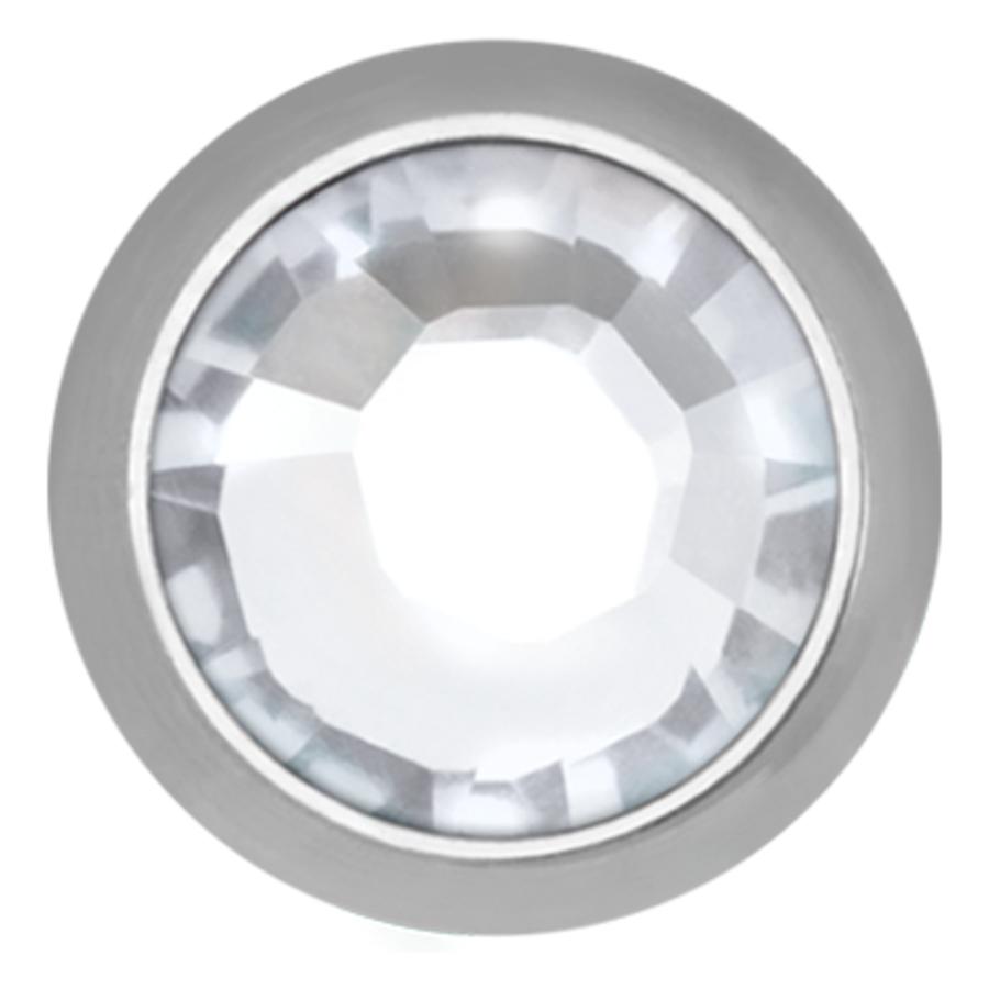 Mini Jewelled Disc Dermal