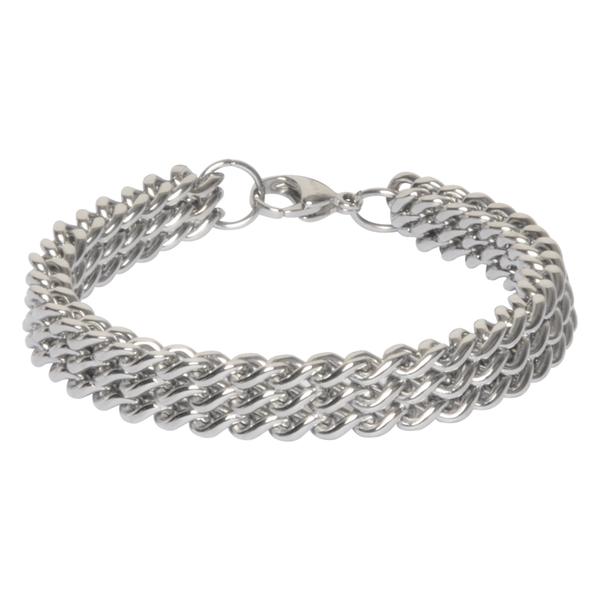 3 Line Braided Bracelet