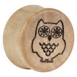 Earganic® - Owl on Crocodile