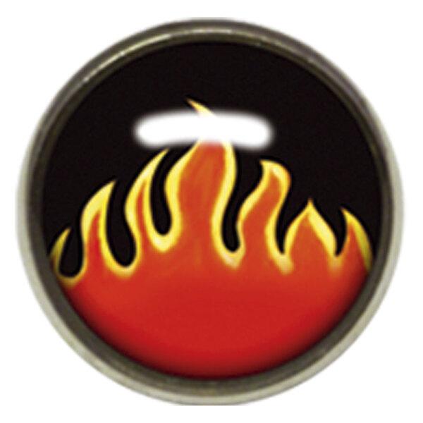 Titan Highline® Internally Threaded Ikon Disc Flames