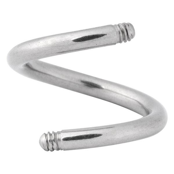 Steel Basicline® Body Spirale Stem