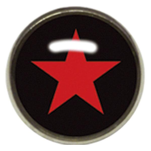 Titan Highline® Internally Threaded Ikon Disc Red Star