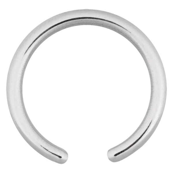 Steel Basicline® Implantation Ball Closure Ring without ball