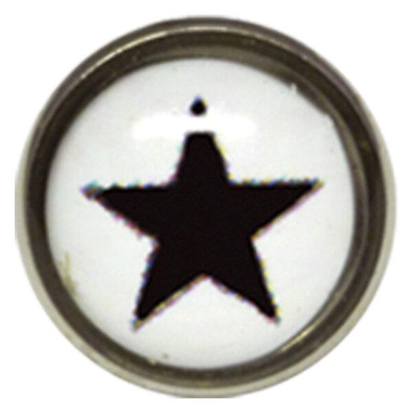 Titan Highline® Internally Threaded Ikon Disc Black Star