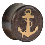 Earganic® Anchor on Sono 3D with brown background