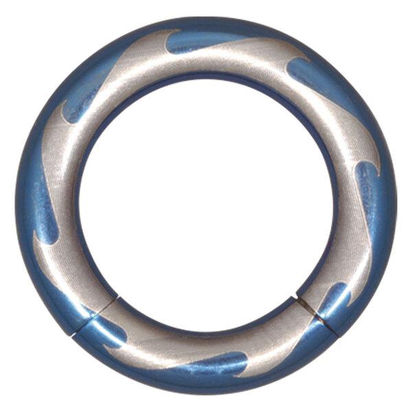 Steel Basicline® Elektra Blue Smooth Segment Ring Saw Wheel