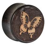 Earganic® - Butterfly on Sono 3D