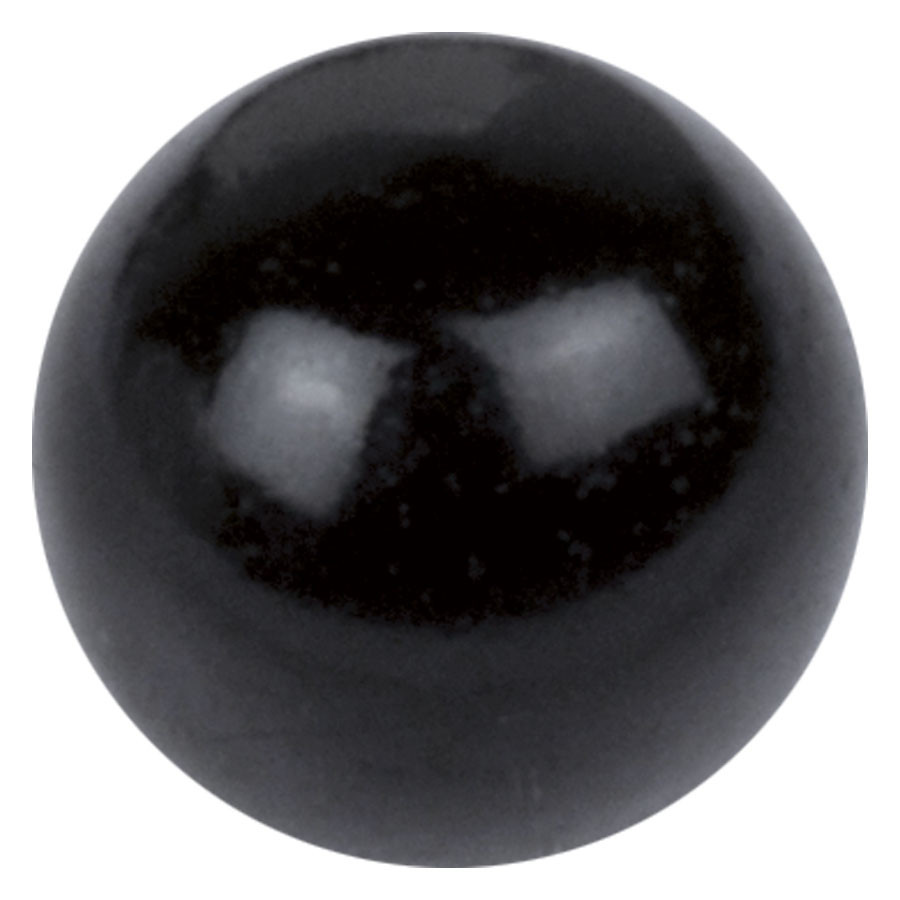 Acrylic Darkside Threaded Ball