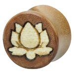Lotus on Olive