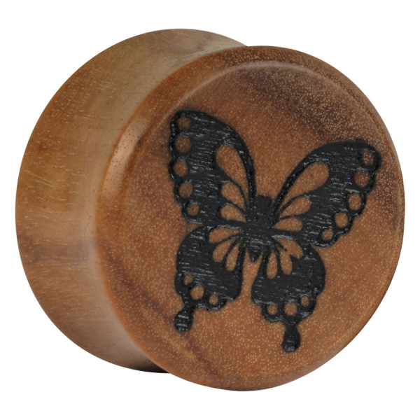 Earganic® - Butterfly on Olive