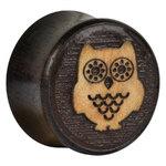 Earganic® - Owl on Sono 3D