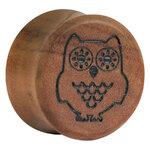 Earganic® - Owl on Olive