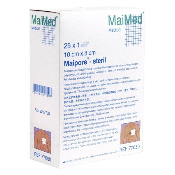 MaiMed® Maipore® - 10 x 8 cm, steriler