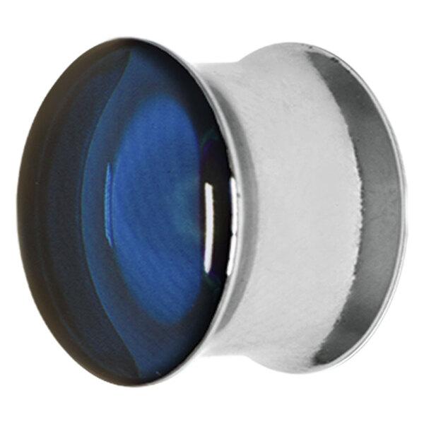 Steel Basicline® Acrylic Infill Double Flared Eyelet