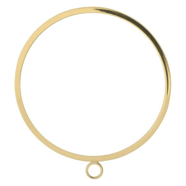 Steel Zirconline® - X-Change Ring 1 Earloop