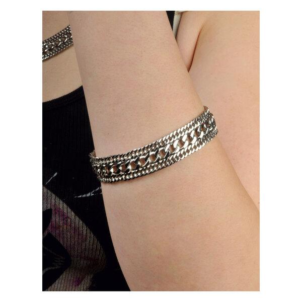 Wildcat® - Three Chains Bracelet