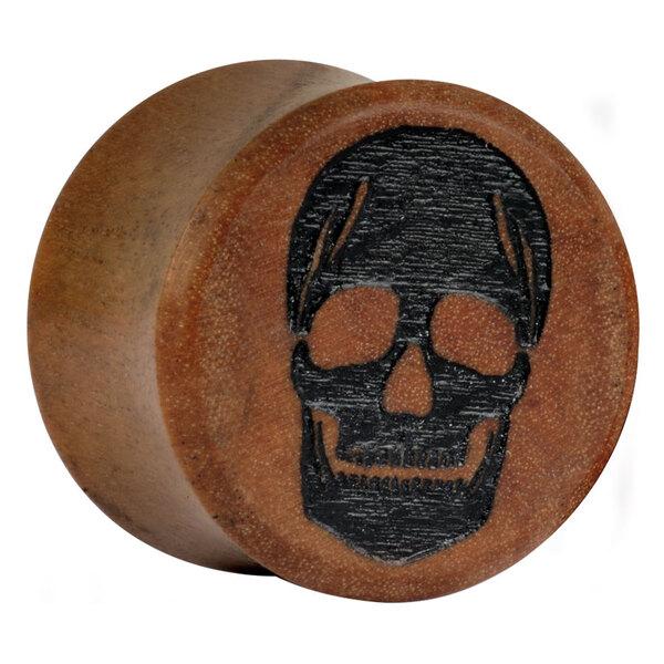Earganic® - Old Skull on Olive