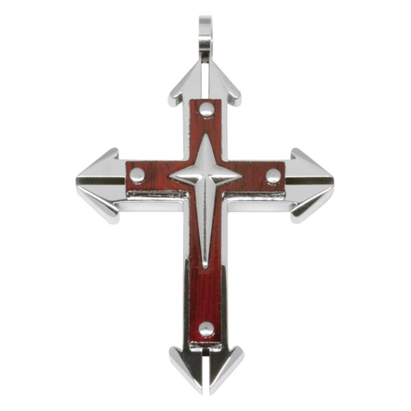 Steel Cross No. 18