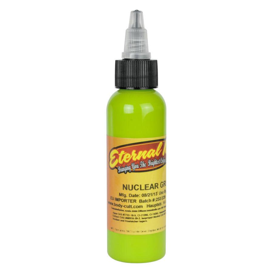 Eternal Ink - Nuclear Green
