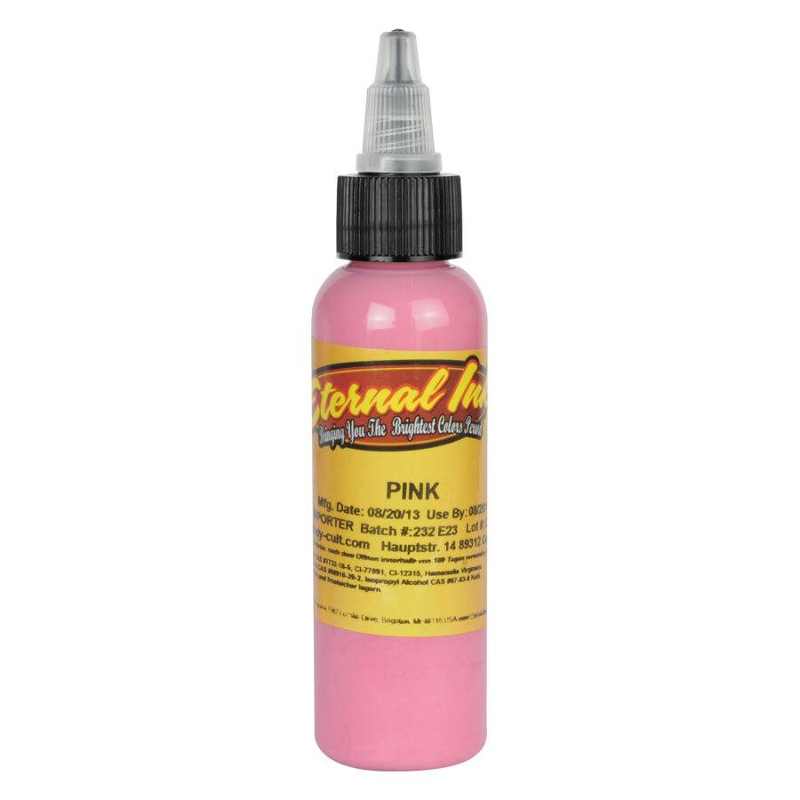Eternal Ink - Pink