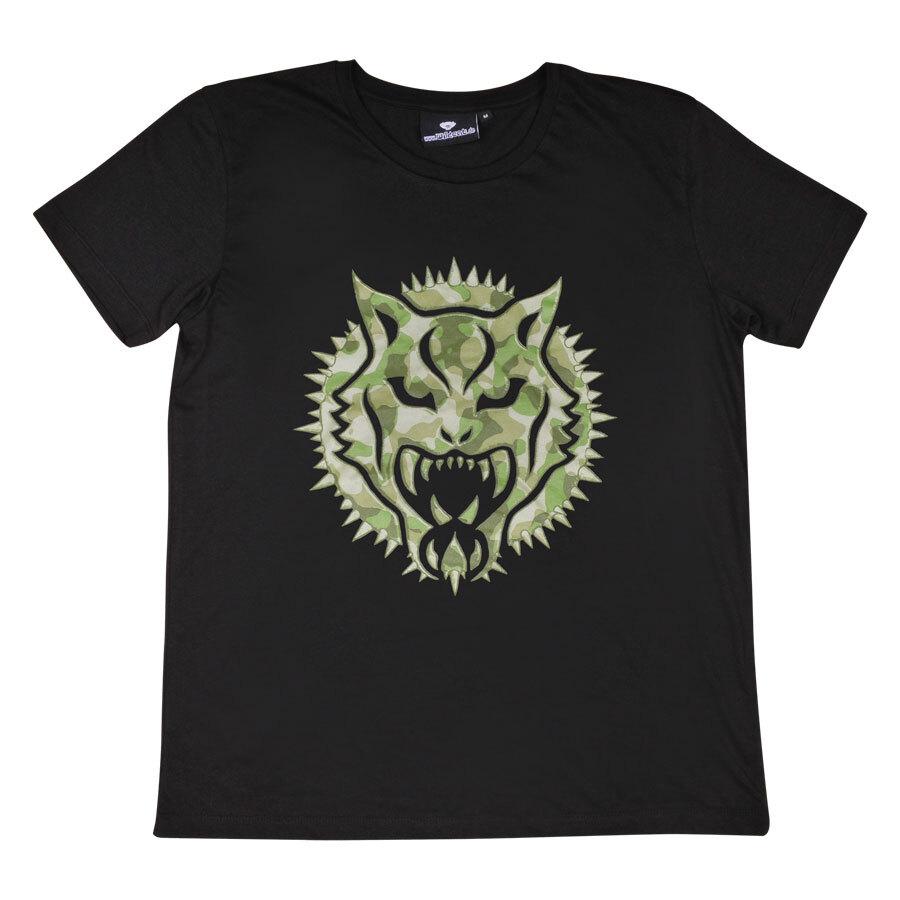 "Wildcat® T-Shirt ""Camouflage"""